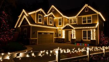 Holiday Lights Installation!!!!!