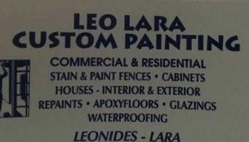 Commercial and Residentail painting
