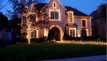 Christmas lights for less
