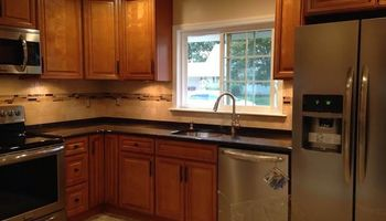 Finish kitchen and basement remodeling.  Ken's team