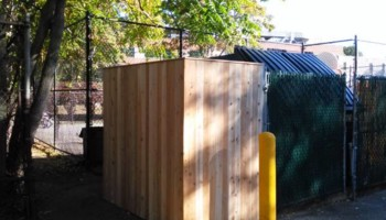 Fence: Free in-home quote. All installation service.