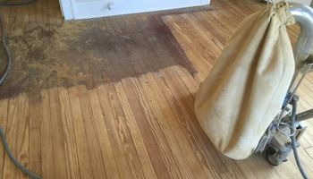 Tony Hardwood flooring (Sand/ Repair/ Stain/ Waxed/ Install/ Stairs)