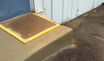 Concrete Walkway Replacement