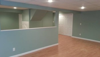 BASEMENT FINISHING CONTRACTOR. BATHROOM AND BASEMENT REMODELING