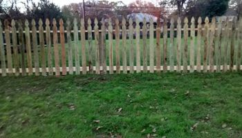 Does your fence need some repairs? Give us a call!