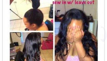 Cheap beautiful Sew-ins and Braids. Lancaster CA