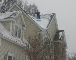 Snow Plowing season is Almost here!  ClearView Lawn and Yard care
