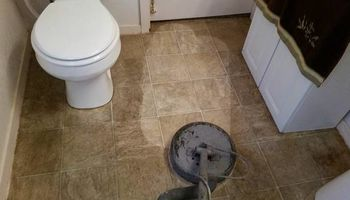 TILE CLEANING - NO SOAP NO CHEMICALS. ZERO-CHEM STEAM CLEANING