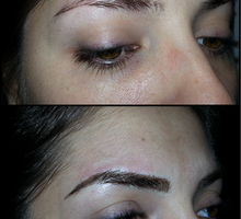 Soft and Natural Permanent Makeup
