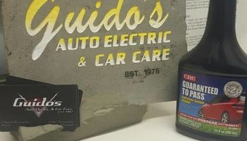 GUIDO'S AUTO ELECTRIC & CAR CARE