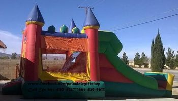 JUMPERS - PARTY RENTALS