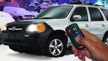 REMOTE CAR STARTERS - $125.00