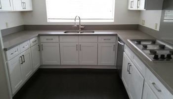 Get a new kitchen in as little as three days!