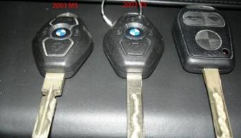 Bmw Key Fob repair
