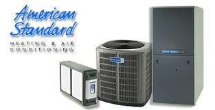 HVAC American Standard complete AC from 1600$