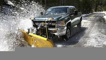 Snow Plowing. PaulSmithLandscaping