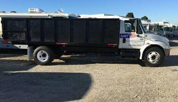 Trash Hauling Services