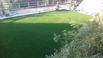 TURF SYNTHETIC GRASS. RA CONSTRUCTION AND LANDSCAPING
