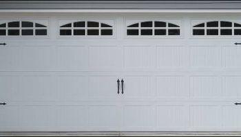 Need A Garage Door Or Repair