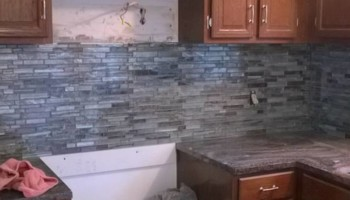 Custom Mosaic Tile work available