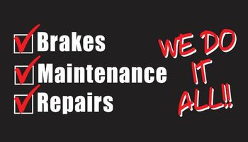 COMPLETE AUTO REPAIR SHOP - FREE TOWING WITH REPAIR!