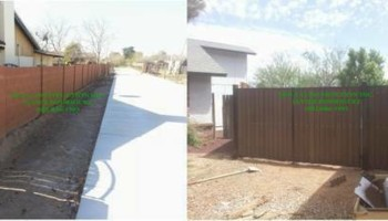 GREAT PRICES! LICENSED BLOCK FENCING & GATES. FREE ESTIMATES !!!