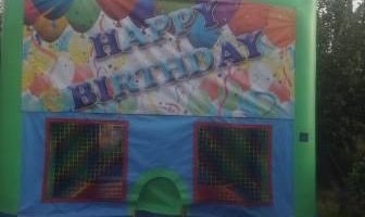 PARTY BOUNCE TIME - bouncers & water slides