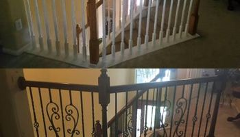 Staircase remodels and work