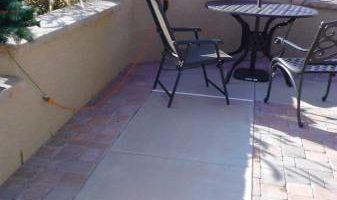 Block work - concrete work - pavers - stone veneer - stucco - demolition