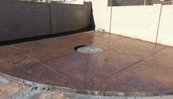 Concrete works - walkways, patios, driveways