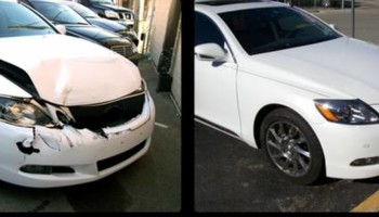 Mobile Paintless Dent Repair - Hoods-Ext
