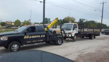 Magnolia Towing and Recovery