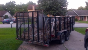 Want Junk & Trash Removal at a reasonable price? Free quote onsite!