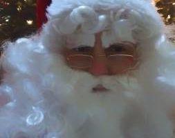 Ho ho ho! Santa rental!
