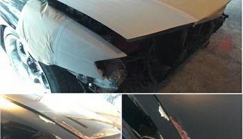 281 Auto body work & Bumper repair