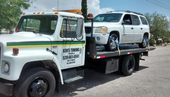 Ken's Towing and Roadside Service