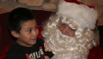 Santa, Santa, Santa Claus!