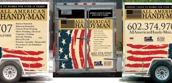 All American Handy-Man! - Professional and Reliable!