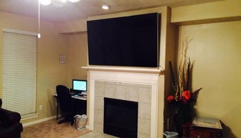 TITAN SOLUTIONS. $65 Quality Tv Mounting/ Wire Concealment!