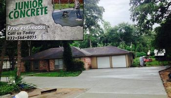 AFFORDABLE CONCRETE SERVICES!