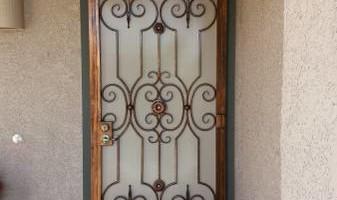 Custom Ornamental Iron Work