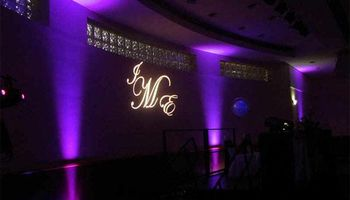 DJ & MC. Uplighting. INSURED DJs