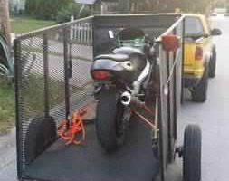 Motorcycle Towing! Call Anytime!