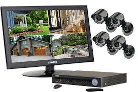 SECURITY CAMERAS & NETWORKS