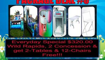 You Will Love Our Bounce House Deals!