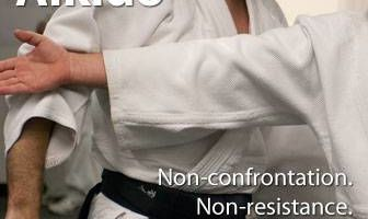 Learn the Japanese Martial Art of Aikido