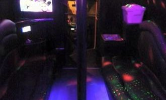 Allure Party Bus Rental. Special any Occasion!