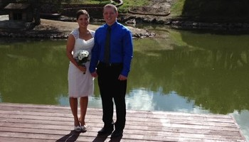 Wedding Officiant ($150).  Weddings by Tylene