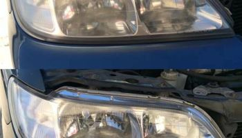 $34.99 SPECIAL Quality Mobile Headlight Restoration Service