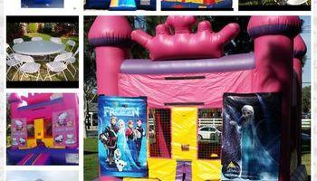 Brincolines /jumper/bouncy Rental $60